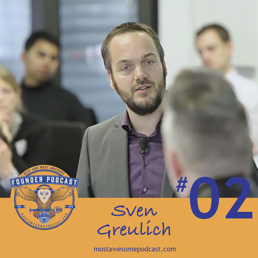 Ep. 2 - Legal Considerations with Sven Greulich