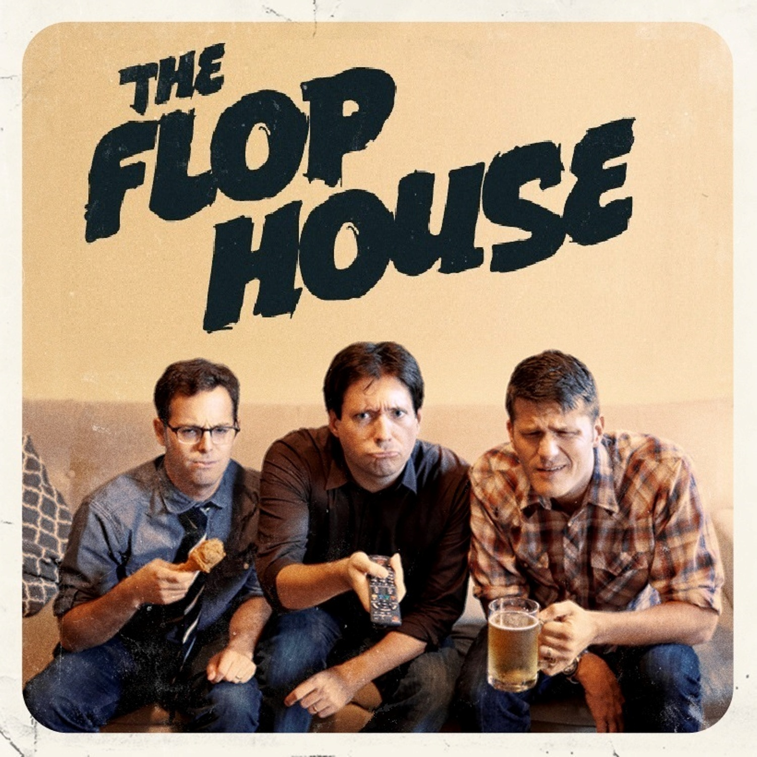 The Flop House logo
