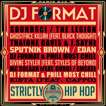 DJ Format - Strictly Hip Hop