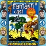 Artwork for Episode 132: Fantastic Four #116 - The Alien... The Ally... And Armageddon
