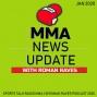 Artwork for UFC NEWS UPDATES  JAN 2020