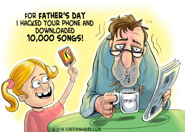 HAPPY FATHERS'DAY!!!!