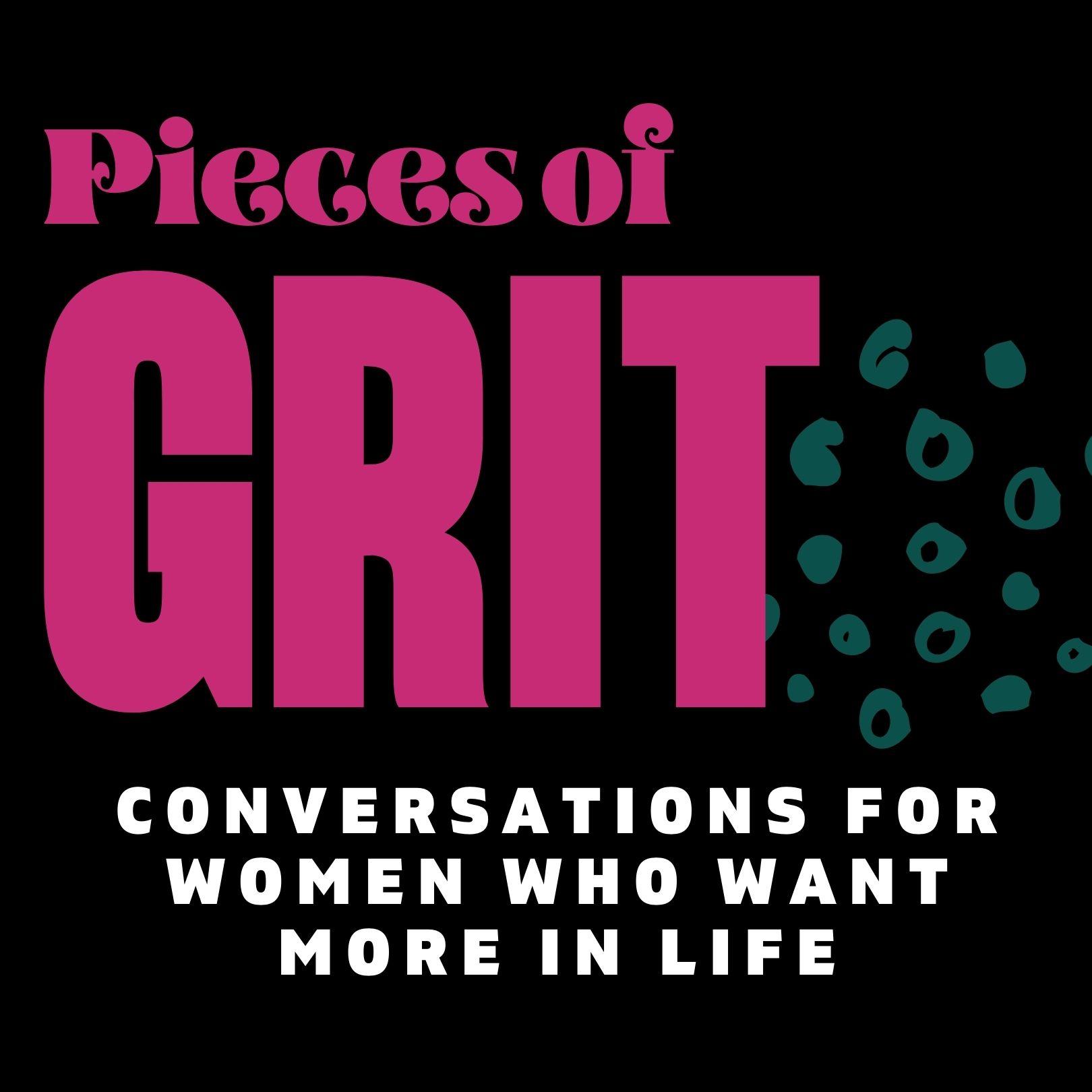 Pieces of Grit show art