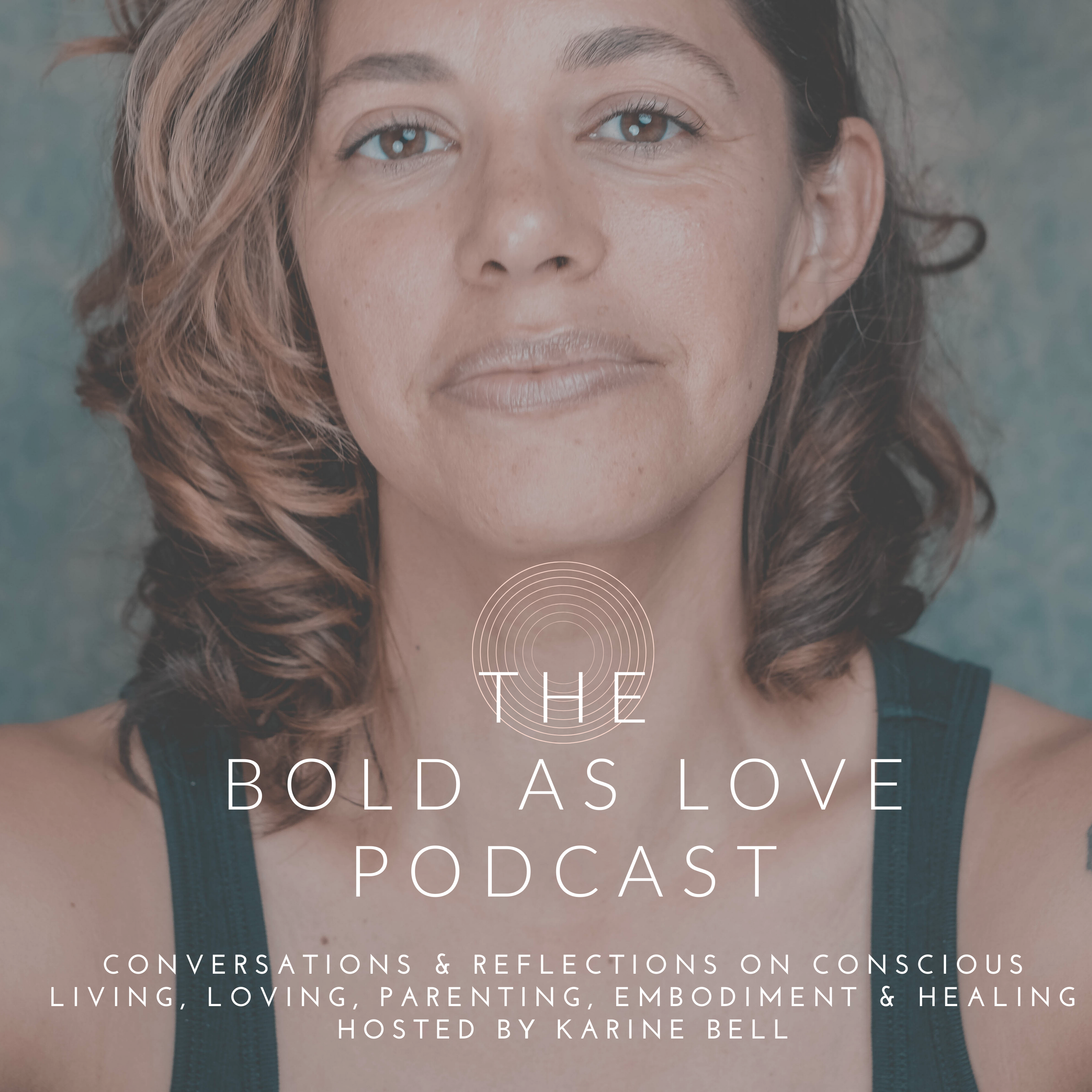 The Bold as Love Podcast show art