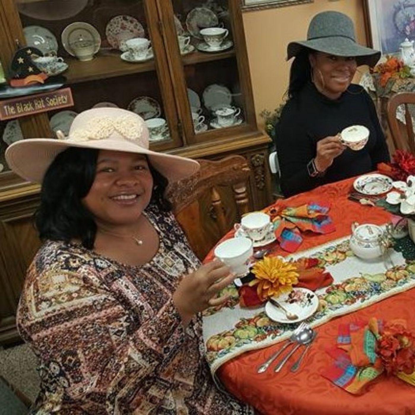 African American Tea Ceremony