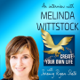 Artwork for 290: How Authentic Are You? | Melinda Wittstock
