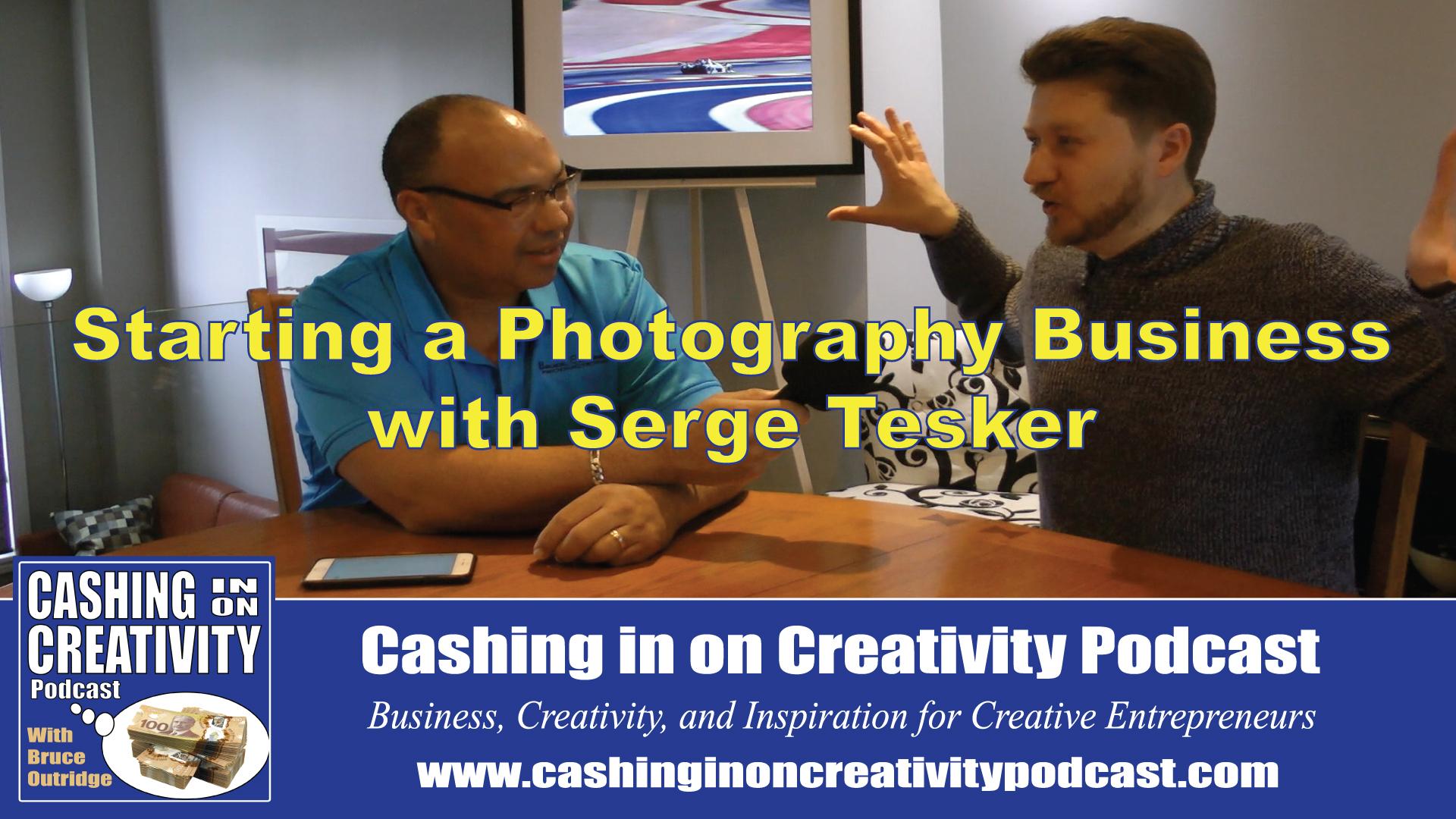 Photgrapher Serge Tesker