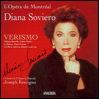 Diana Soviero in Opera News