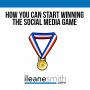 Artwork for How To Start Winning The Social Media Game
