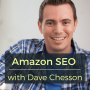Artwork for Amazon SEO with Dave Chesson