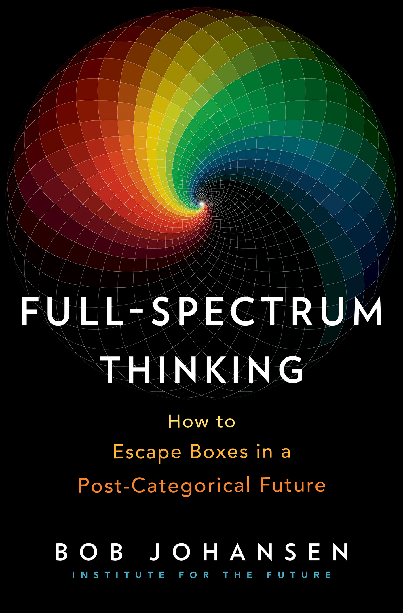 Full Spectrum Thinking Book Cover