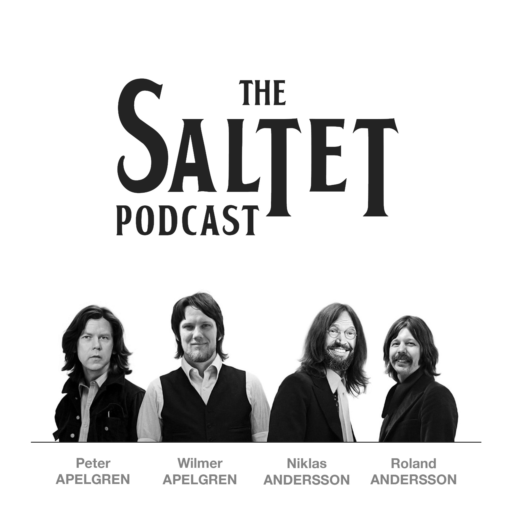 The Saltet podcast