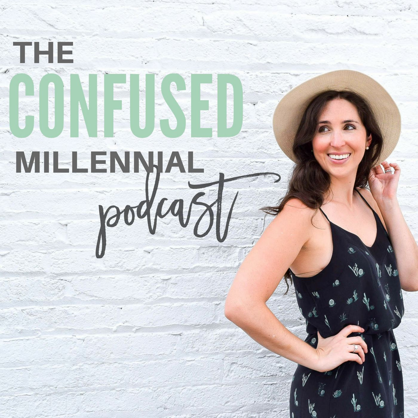 The Confused Millennial show art