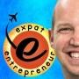 "Artwork for YouTube as a Full-Time Expat Career with Trevor James, aka ""The Food Ranger"" - 009"