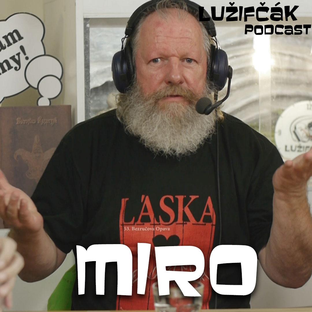 Artwork for Lužifčák #28 Miro Kasprzyk