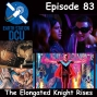Artwork for The Earth Station DCU Episode 83 – The Elongated Knight Rises