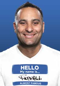 #293:Russell Peters/Almost Famous