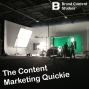 Artwork for Content Marketing Quickie October 22 2019