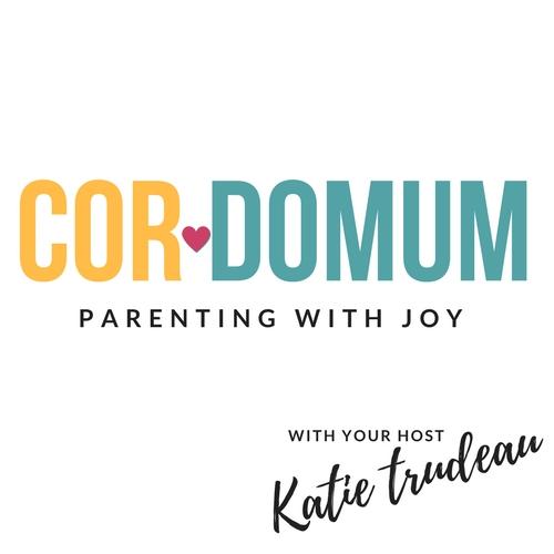 Cor Domum: Parenting with Joy show art