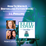 Artwork for How To Write A Bestselling Fiction Novel With J.L. Phillips