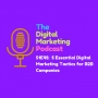 Artwork for 5 Essential Digital Marketing Tactics for B2B companies