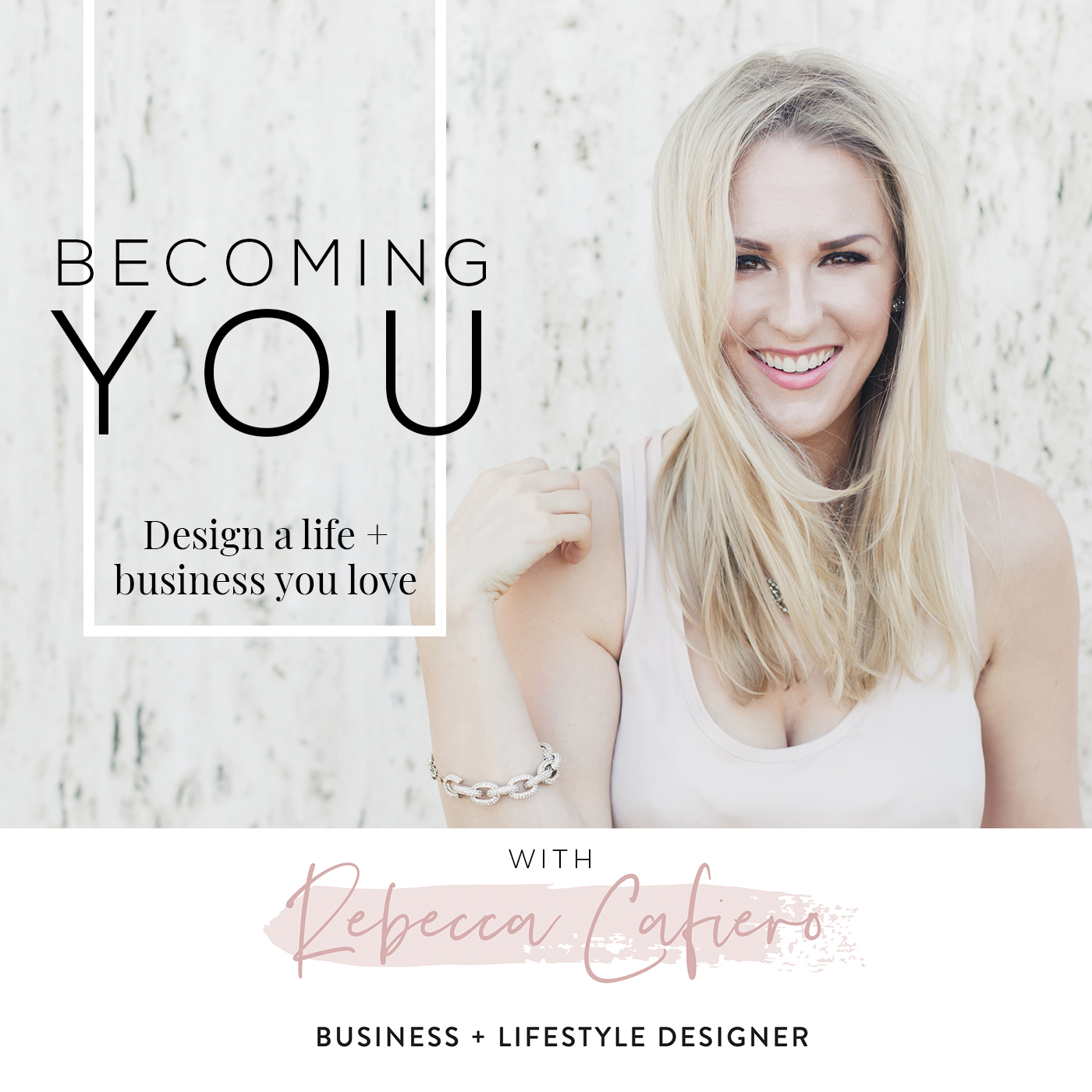 Becoming You Podcast show art