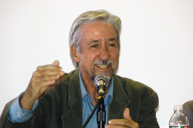 Tom Hayden - Anti-war Activist, Former State Legislator & CoFounder of Code Pink