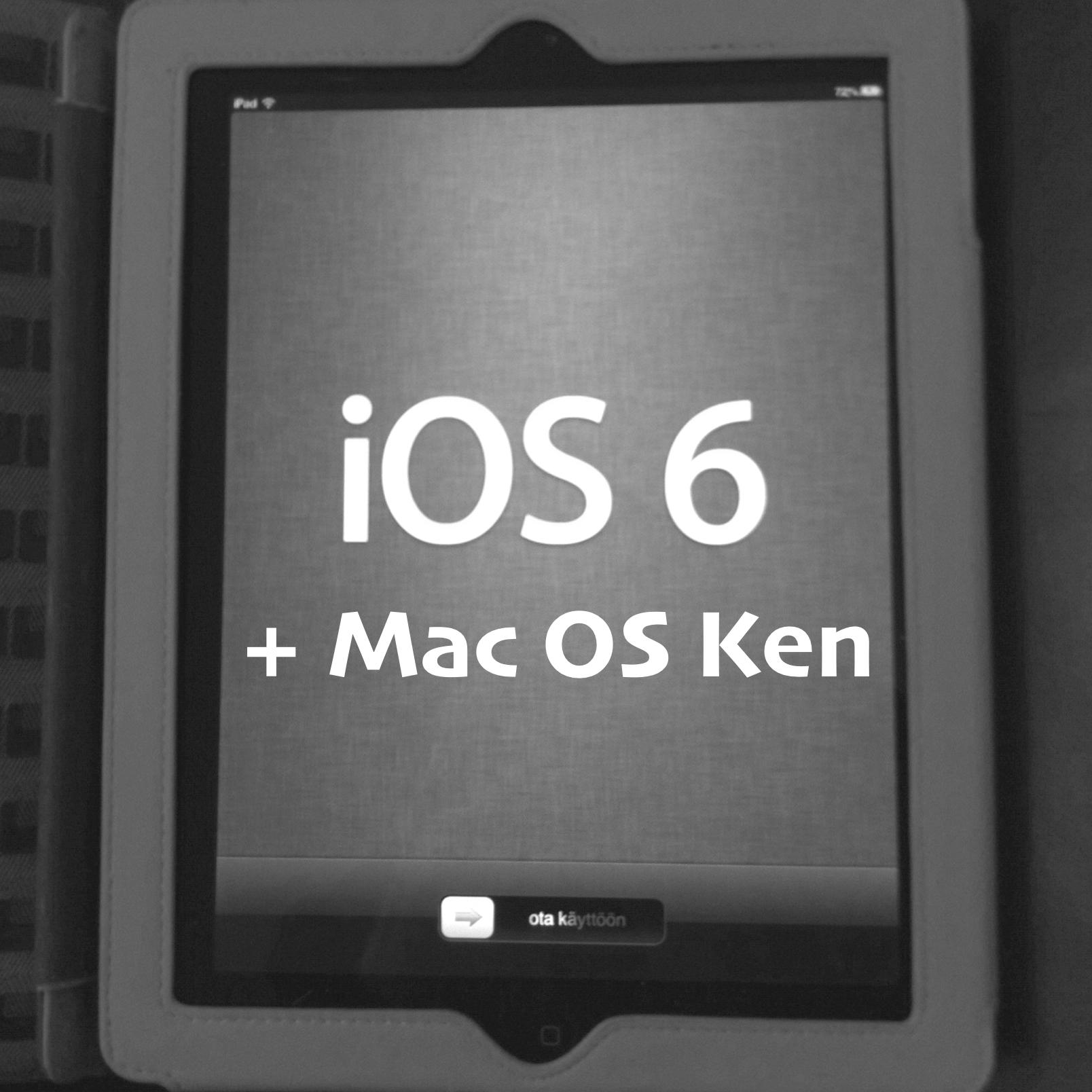 Mac OS Ken: 09.20.2012