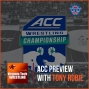 Artwork for Tony Robie looks at Virginia Tech's position at the ACC Tournament - VT95