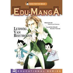 Podcast Episode 144--Edu Manga: Ludwig Van Beethoven