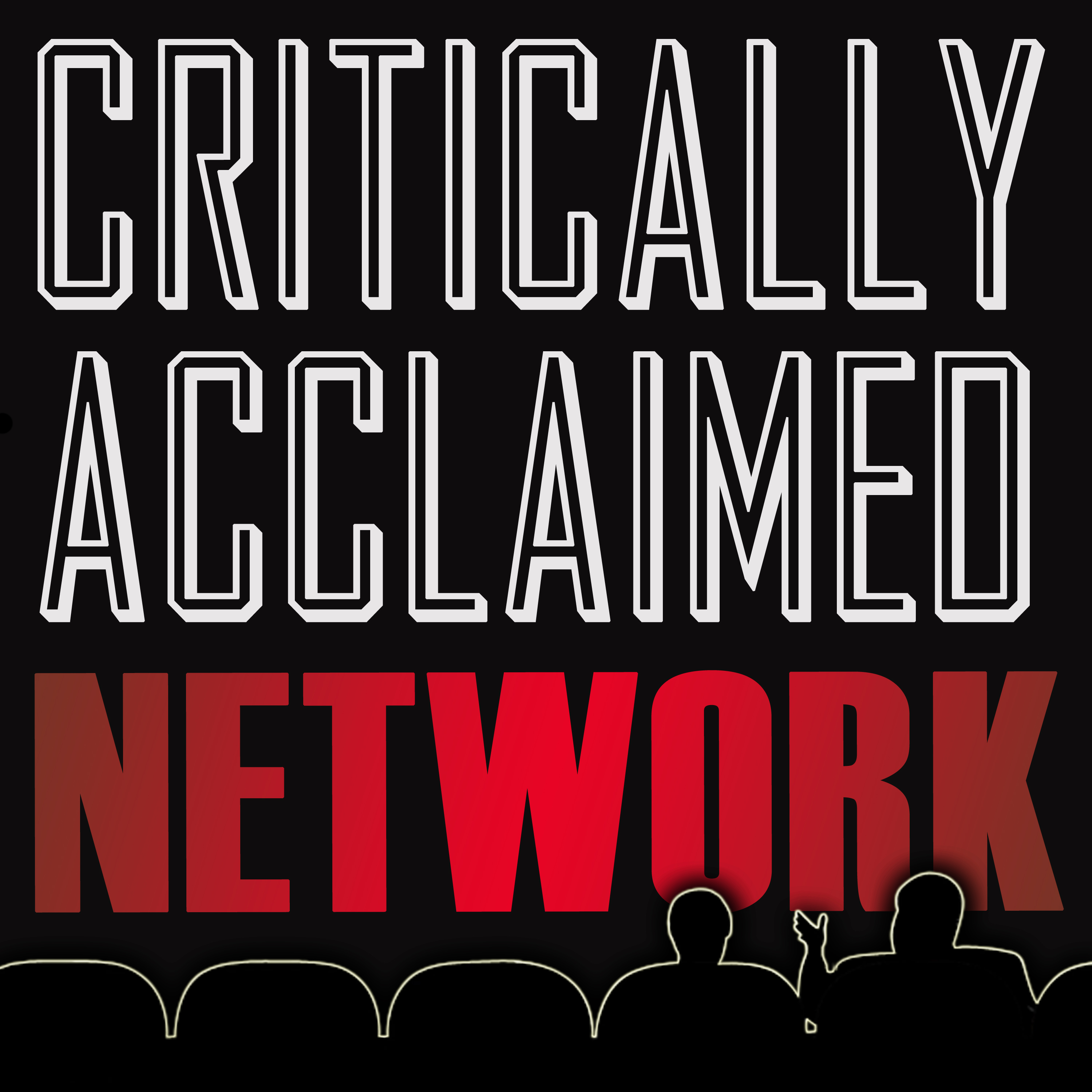 Critically Acclaimed Network show art