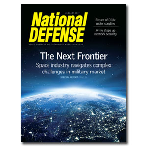 Artwork for The Next Frontier- Space industry navigates complex challenges in military market
