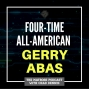 Artwork for Four-time All-American Gerry Abas