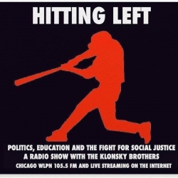 Image result for hitting left with the klonsky brothers