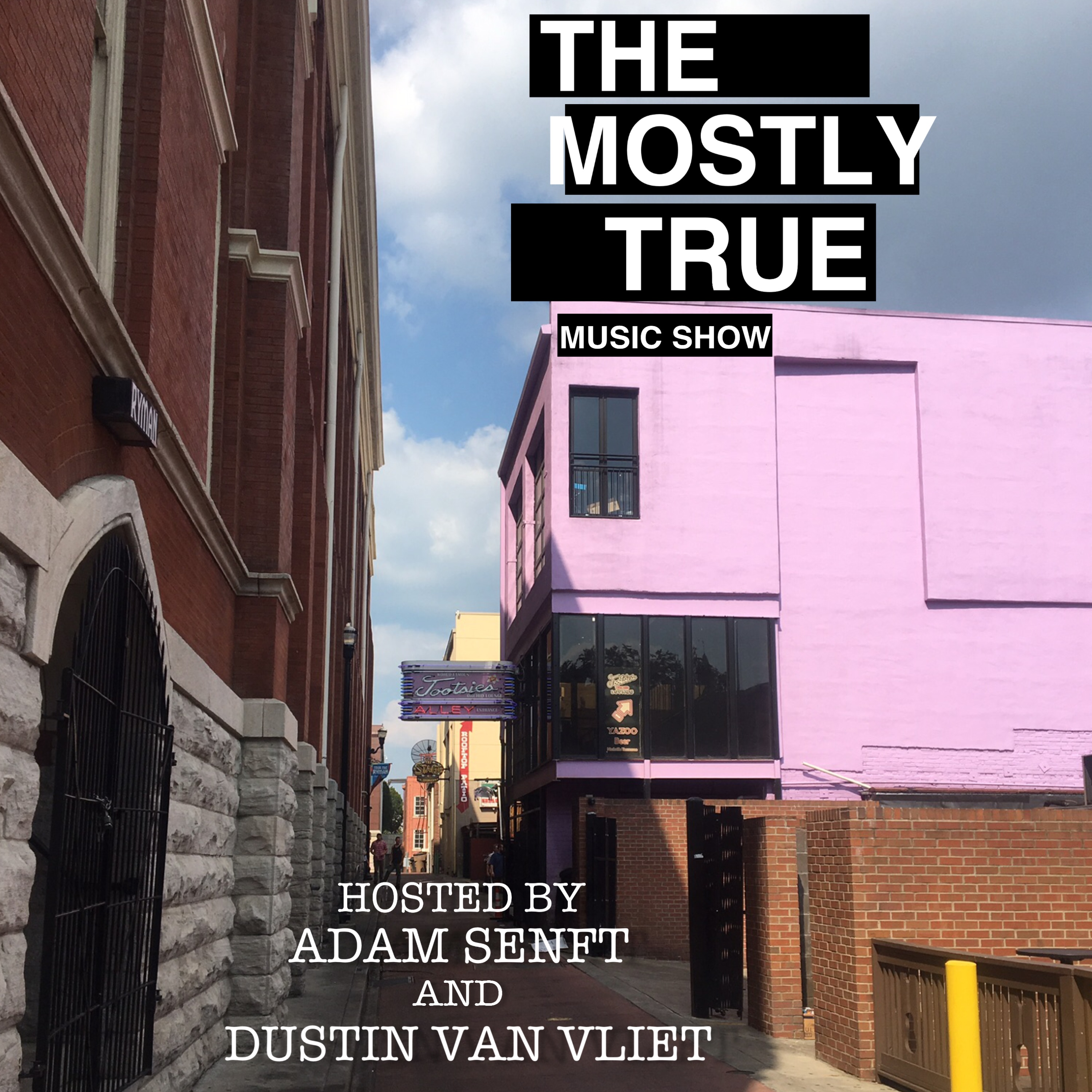 The Mostly True Music Show show image