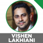 Artwork for Beauty, Longevity, Biohacking, Building Perfect Eyesight, The Wild Diet, Memory, Learning & Beyond With Vishen Lakhiani.
