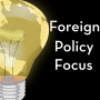 Artwork for FPF #13 - Trump's Confused Foreign Policy