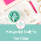 Artwork for Measurable Goals for Your Future