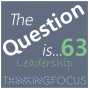 Artwork for 063 - Do leaders have a natural strength or are they better at building resilience?