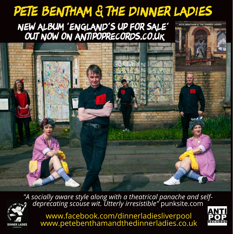 Pete Bentham & The Dinner Ladies
