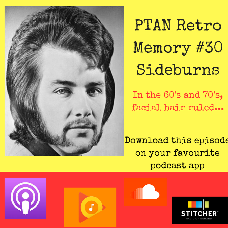 Retro Memory #30 - Sideburns