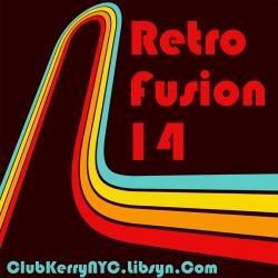 Retro Fusion 14 artwork