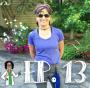 Artwork for Episode #13: Debby Kastner - The Happy Healthy Long Life Librarian
