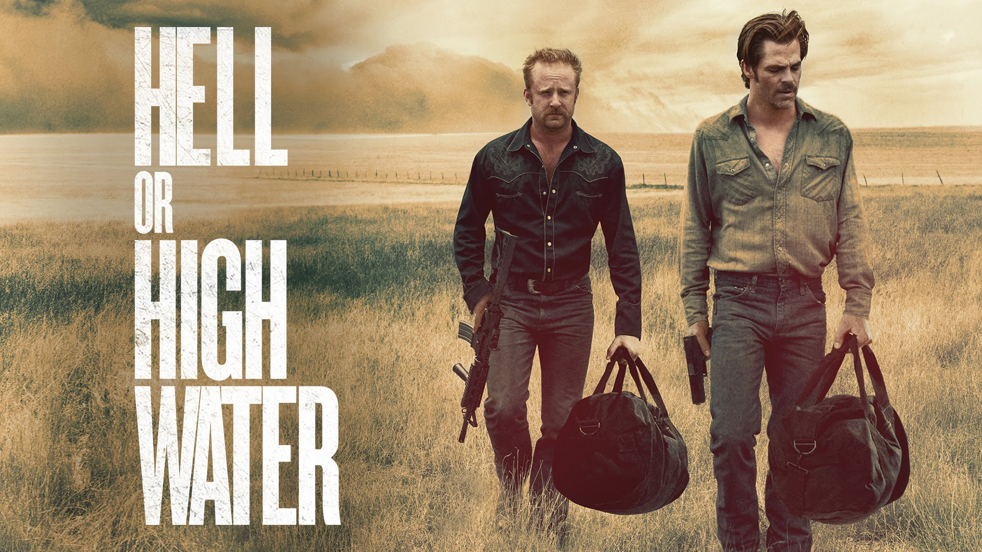 Hell or High Water / Cool Hand Luke