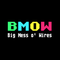 Artwork for Episode 317: Big Mess o' Wires