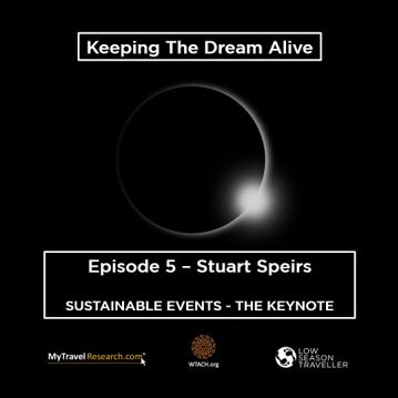 Artwork for Keeping The Dream Alive: Episode 5 Keynote