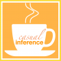 Artwork for Methodological Advances in Causal Inference with Betsy Ogburn | Episode 15