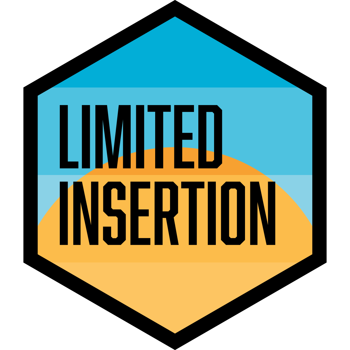 Limited Insertion show art