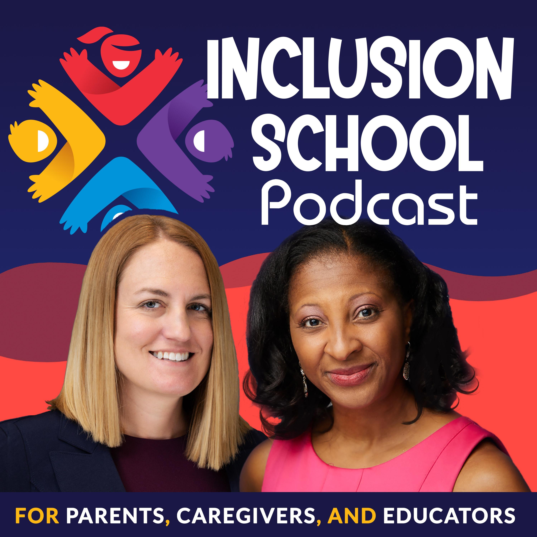 Inclusion School Podcast show art