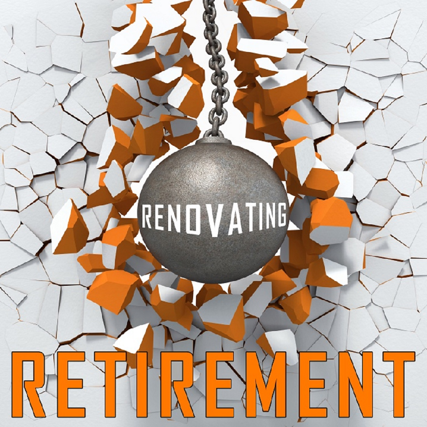 Renovating Retirement With Charlie Jewett show art